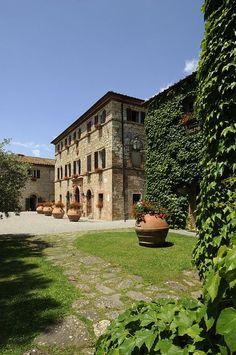 Relais Borgo San Felice - Chianti, Italy Siena Tus...
