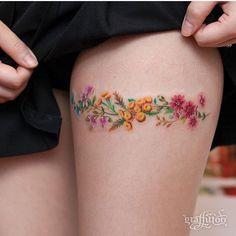 #Tattoo by @graffittoo ___ www.EQUILΔTTERΔ.com ___ #⃣#Equilattera #tattoos…