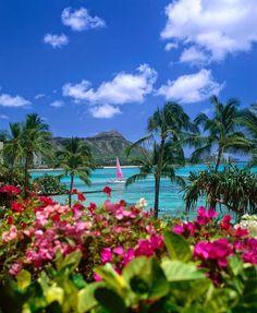 Sizzling Tourist Hotspots in Hawaii | Diamond Head Paradise - Oahu, Waikiki, Hawaii