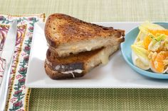 Preserved lemon grilled cheese