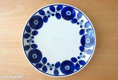 白山陶器のブルームシリーズのブログ画像