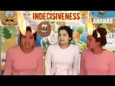 Am I Indecisive? - A typical mental dialogue in my mental. #indecisiveness #comedyvideo #youtubevideo