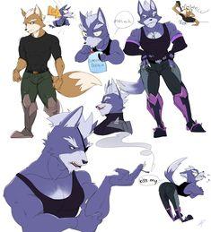 1199 Best Star Fox Images Star Fox Fox Fox Mccloud