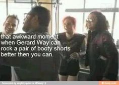 My Chemical Romance ~ Gerard Way XD ;)