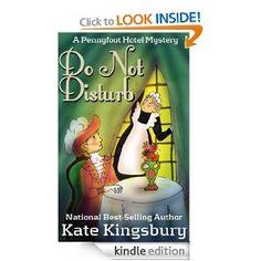 Do Not Disturb (Pennyfoot Hotel Mystery)