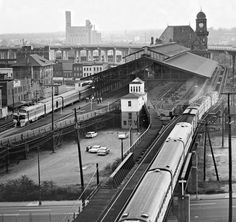 SAL, Richmond, VA, 1962   Seaboard Air Line's southbound Sil…   Flickr Railroad Photography, Art Photography, Train Pictures, Cool Pictures, Scale Model Architecture, Springfield Virginia, Railroad History, Confederate States Of America, Railway Museum