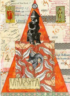 Emperor - Tarot Deck Elizabeth Aralia - nickgraetz