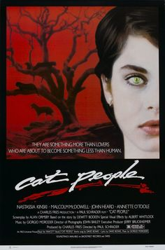 Cat People - Review: Cat People (1982) is an American romance drama horror movie. This fantasy thriller movie was filmed in… #Movies #Movie