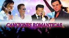 Viejitas canciones romanticas exitos Roberto Carlos, Luis Miguel, Jose J...