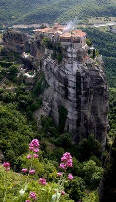 Varlaam Monastery - Meteora, Greece