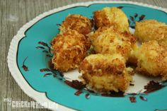 Fried Mac and Cheese Bites - My Chicken Fried Life