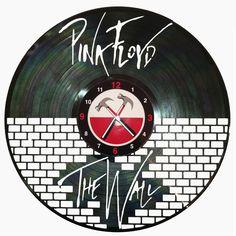 Ceas disc vinil - PINK FLOYD
