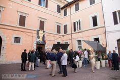Inaugurazione_Casa_Modigliani-22 Bruno Albertino e Anna Alberghina