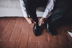 Los zapatos del novio. Boda de Detallerie. Groom's shoes. Wedding by Detallerie.