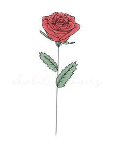 #rose #linedrawings #botanicalart #botanicalillustration #botanicaltattoo #birthflowers #homedecoration #artprintsforsale #artprintables #flowertattoos #floralart #floraltattoo June Birth Flower, Birth Month Flowers, Delphinium, Flower Tattoos, Tatting, Digital, Rose, Drawings, Prints