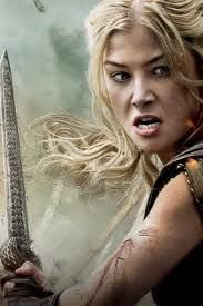 Andromeda from Wrath of the Titans - Rosamund Pike