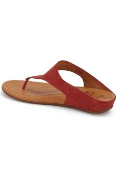 96b6fc6c4a023 FitFlop™  Banda SupercomFF™ Cushioned  Perforated Sandal (Women)