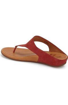 b9c129879251 FitFlop™  Banda SupercomFF™ Cushioned  Perforated Sandal (Women)