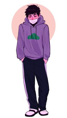 Ichimatsu by Muchinery on DeviantArt Drawing Reference Poses, Art Reference, Japanese Show, Character Art, Character Design, Trans Boys, Sans Cute, Little Doodles, Otaku