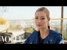 73 Questions with Iggy Azalea | Vogue - YouTube