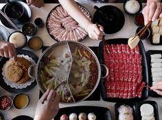 Best hot pot restaurants around Los Angeles