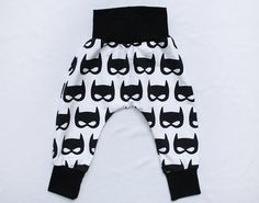 Bat Mask Baby Boy Harem Pants Toddler Boy Harem Pants by HiCheeky Girls Harem Pants, Kids Pants, Toddler Boys, Kids Boys, Bat Mask, Baby Batman, Sheep, Masks, Infant