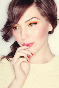 keiko lynn: Makeup Monday: Walking On Sunshine