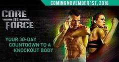 Do you like to win #FREE stuff?! I sure do! You can #WIN a new home workout program just by entering through this link!  http://www.CoreDeForceTBB.com/?referringRepID=930001  If you're big into home workouts or #MMA or Beachbody then you've probably heard something about #coredeforce launching later this year. I'm a #dancer at heart but I did a full round of #Tapout XT a few years ago and LOVED it! Something about kicking and punching makes you feel like a #BOSS. Not to mention it relieves…