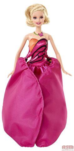 barbie mariposa the fairy princessmerchandise