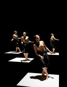 ''Cacti'' Choreografie: Alexander Ekman Nederlands Dans Theater