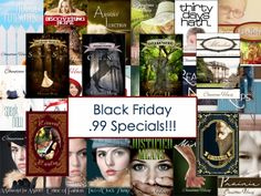 All Chautona Havig books (excluding Tarnished Silver) are .99 for Black Friday!