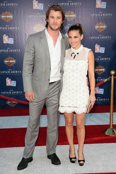 Chris Hemsworth est marié avec Elsa Pataky