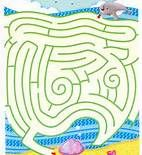 beach maze printables - Bing Images
