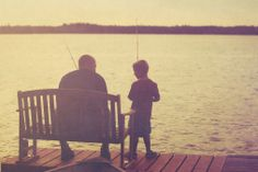 http://www.gettyimages.com/detail/photo/father-and-son-fishing-onpier-royalty-free-image/152304645 Father And Son Fishing Onpier Stock Photo 152304645