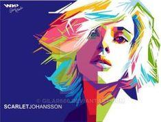 Scarlet Johansson by gilar666
