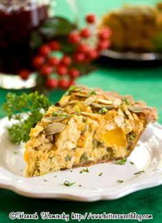 Thanksgiving Quiche -  Change your eating habits, change your life!  Follow these and more after hcg diet recipes at: www.hcgwarrior.com/recipes.html