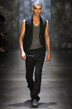 Alexandre Plokhov | Spring 2013 Menswear Collection | Style.com