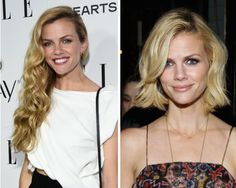 Chop, Chop: 21 Celebrities Go From Long to a Long Bob: Brooklyn Decker