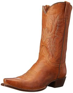 Stetson Women's 12-Inch Classic Lady Snip-Toe Riding Boot >>> Find out more details by clicking the image : Boots Mid Calf