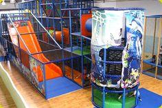 L'Ile aux délires - Les Jeux - parc d'attraction Sorbiers Saint-Etienne - aire de loisir, jeux pour enfants