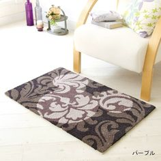 Mickey Disney Carpet Sml Rug/Mat - Japan