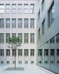 Diener & Diener - Office and Residential Building - Friedrichstrasse Berlin