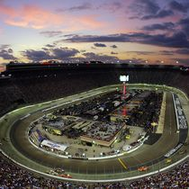 Bristol Motor Speedway. My favorite NASCAR track. My parents have had season tickets for as long as I can remember.
