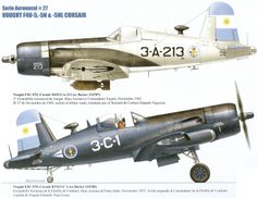 Corsair Ww2 Aircraft, Fighter Aircraft, Military Aircraft, Fighter Jets, Aircraft Images, F4u Corsair, Luftwaffe, Aircraft Painting, Ww2 Planes
