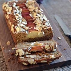 Apple Almond Quick Bread