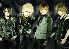 the jrock band SCREW