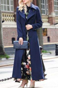 Maxi coat - Dezzal (also get $50 discount!)