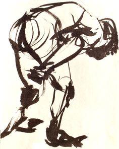 Illustration - figure drawing