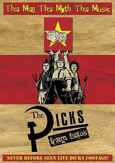 The Dicks from Texas cover