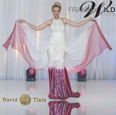 Another @_FranklyWild Fashion Show featuring David Tlale...